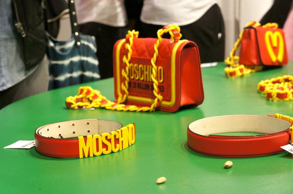 Collezione Moschino 2014 I Cinque Fiori boutique