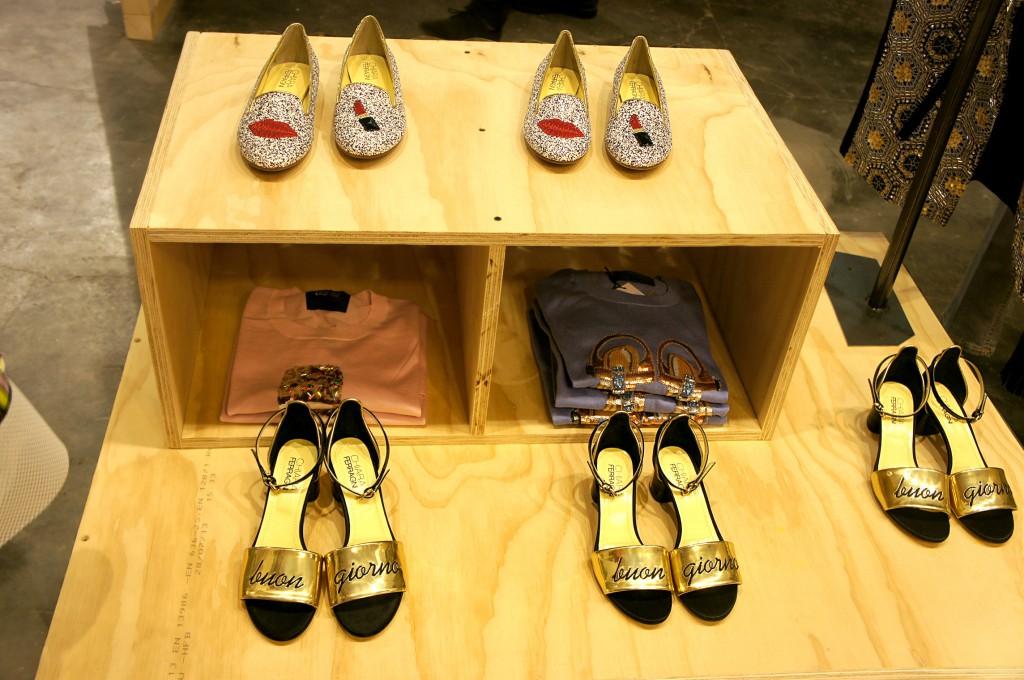Collezione scarpe Chiara Ferragni