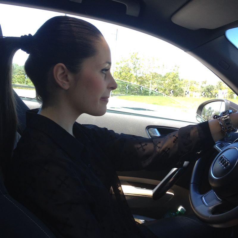 Alla guida