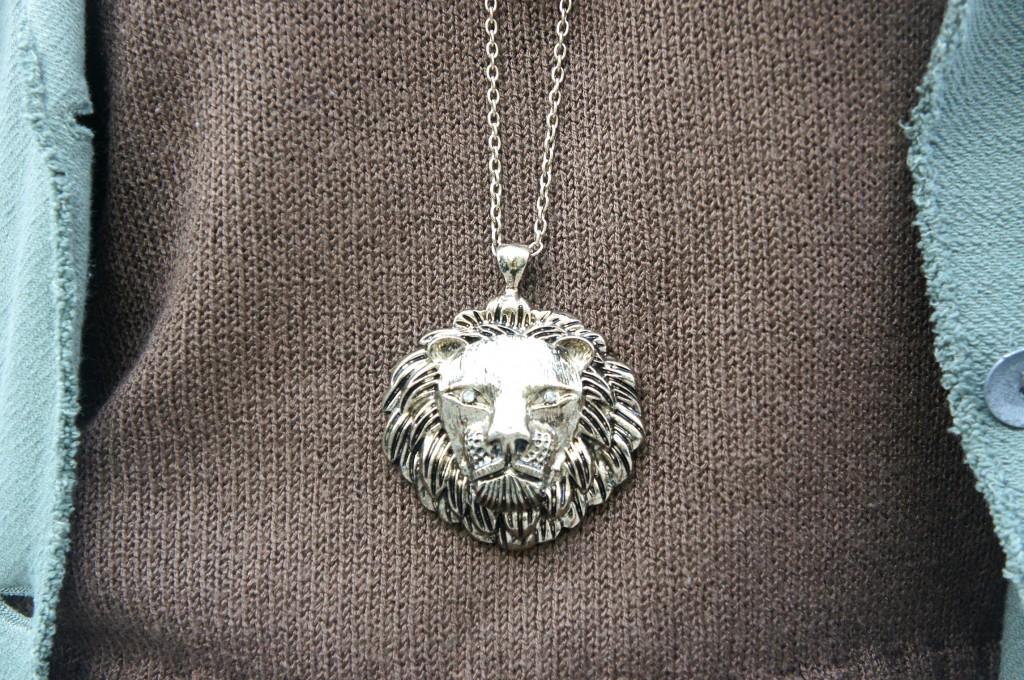 Collana leone