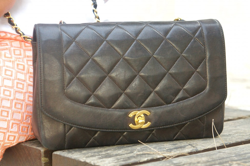 Borsa Chanel Vintage