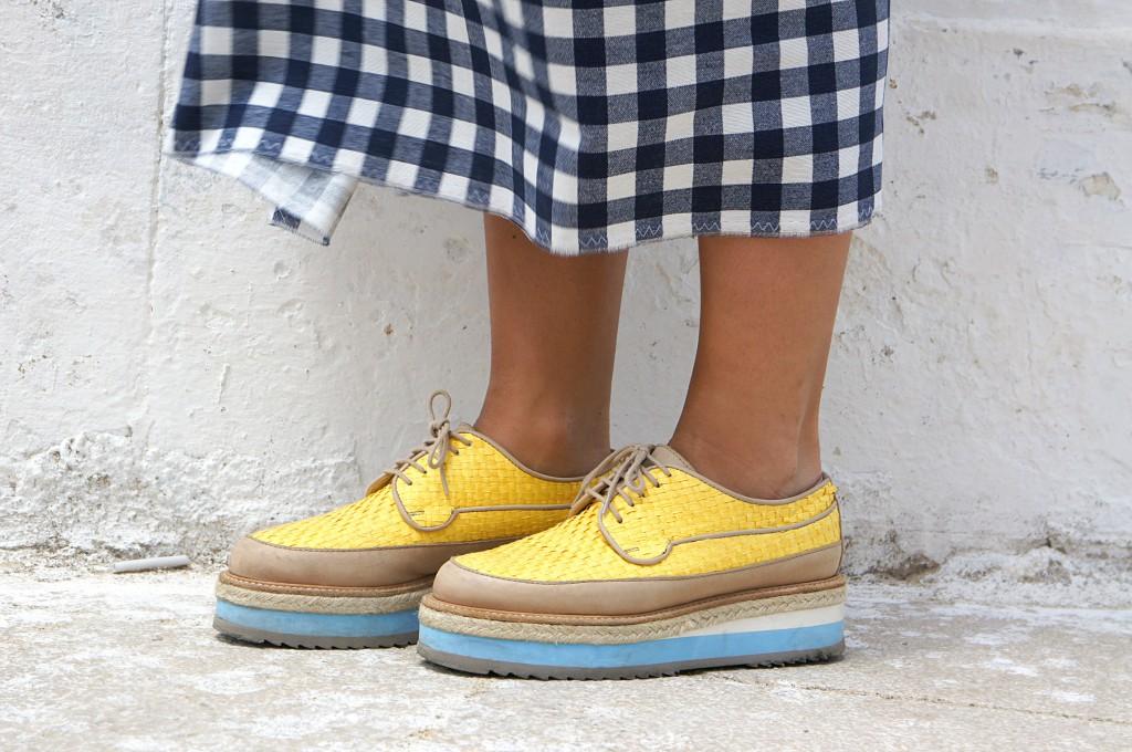 scarpe platform