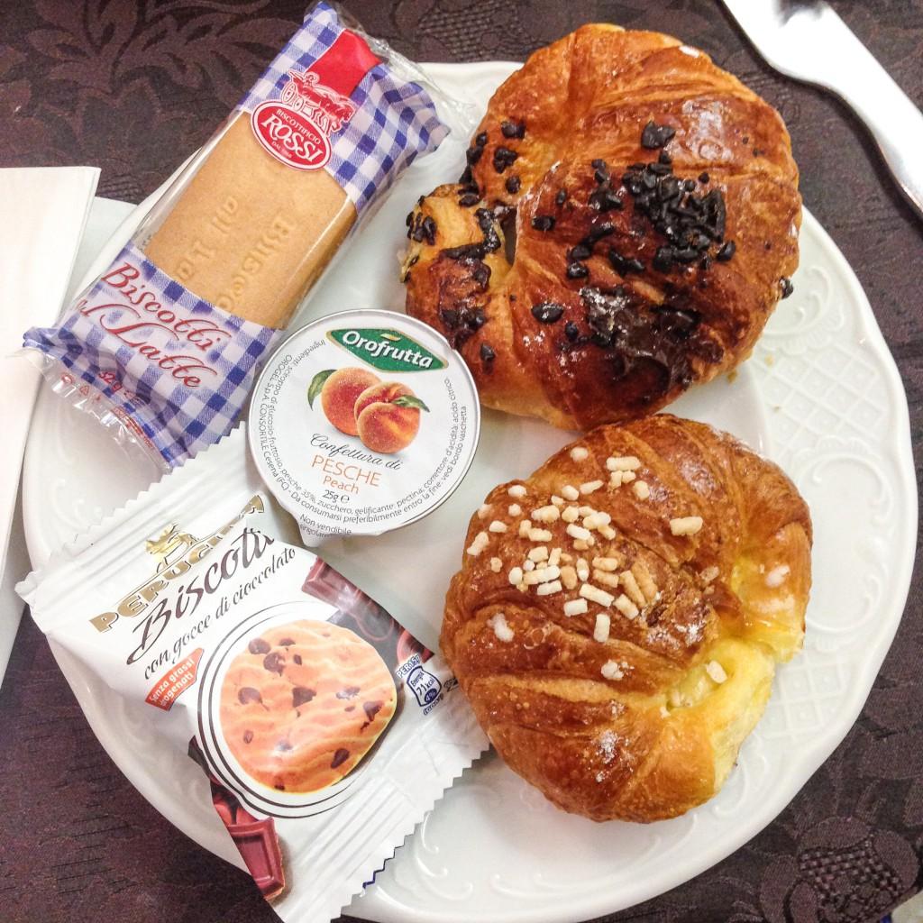 colazione milano