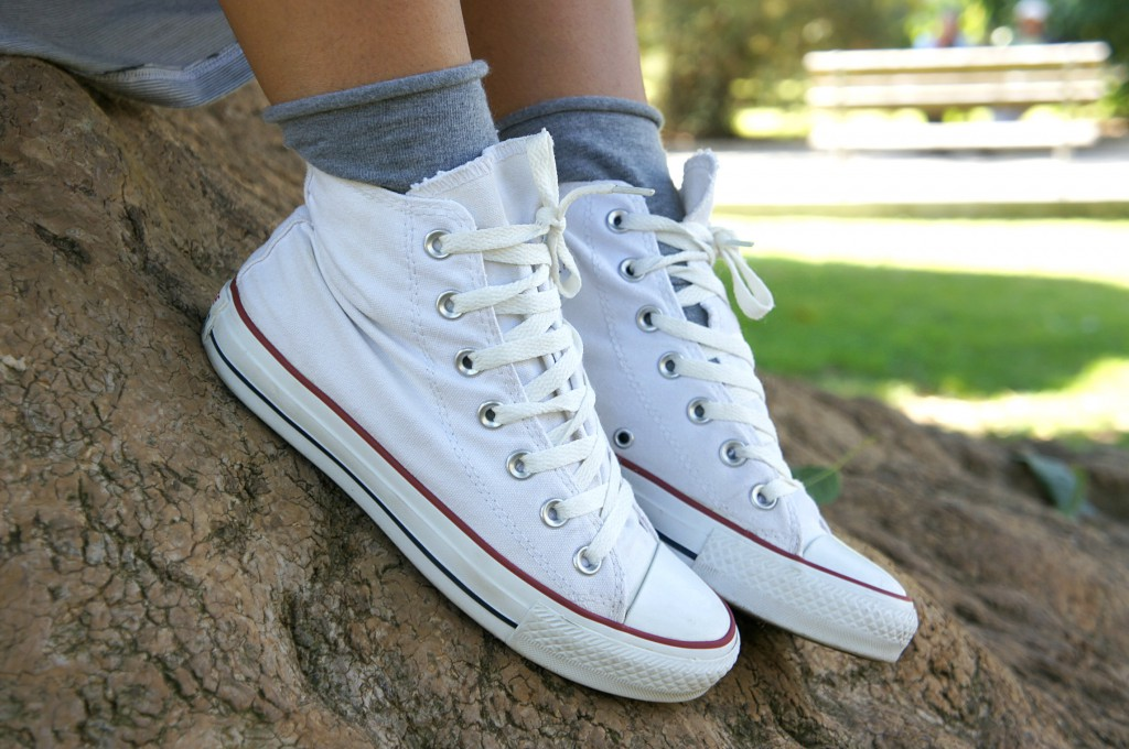 2converse all star basse donna nere