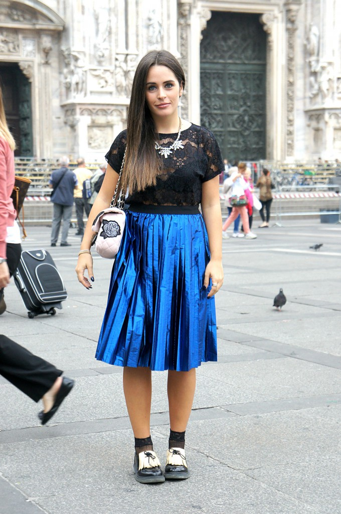 look milano fashion week