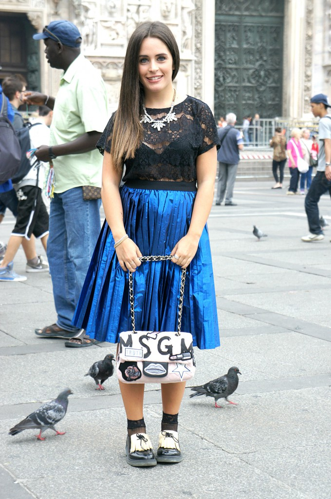 street style mfw 2014