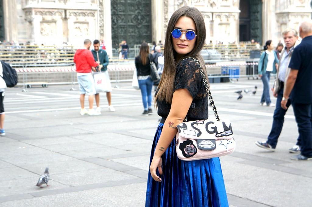 look milano fashion week