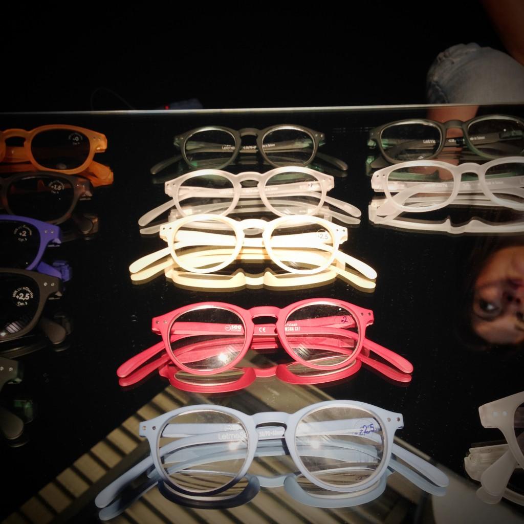 occhiali see concept