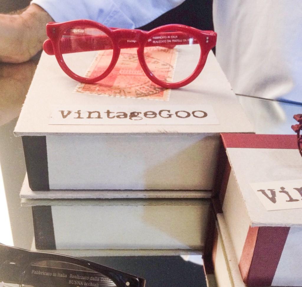occhiali vintage goo