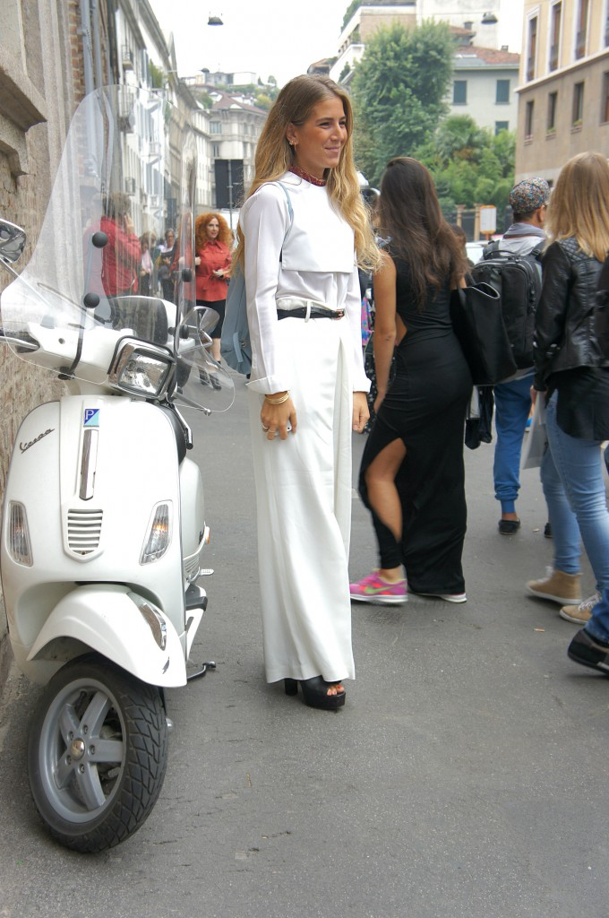 street style milano fashion week