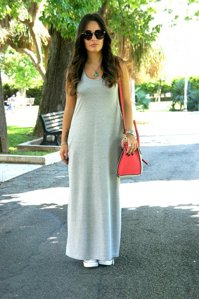 vestito lungo