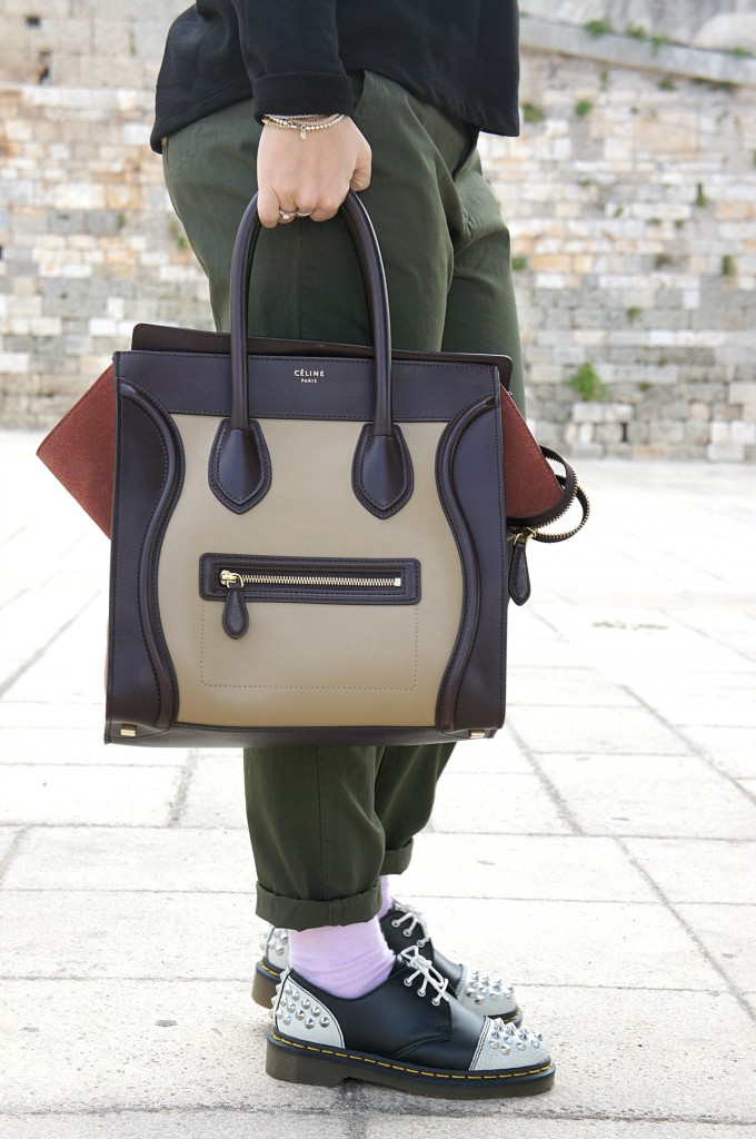 borsa celine luggage