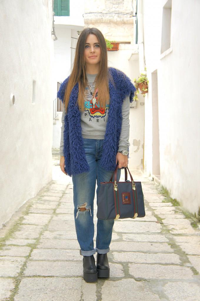 fine outfit jeans e felpa 2016