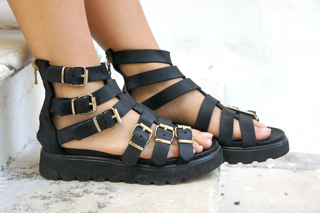 sandali unlace