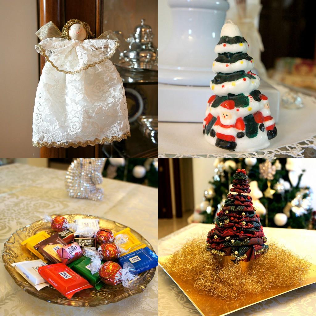 addobbi natalizi per la casa