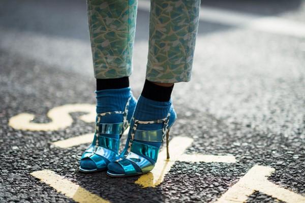 calzini e sandali