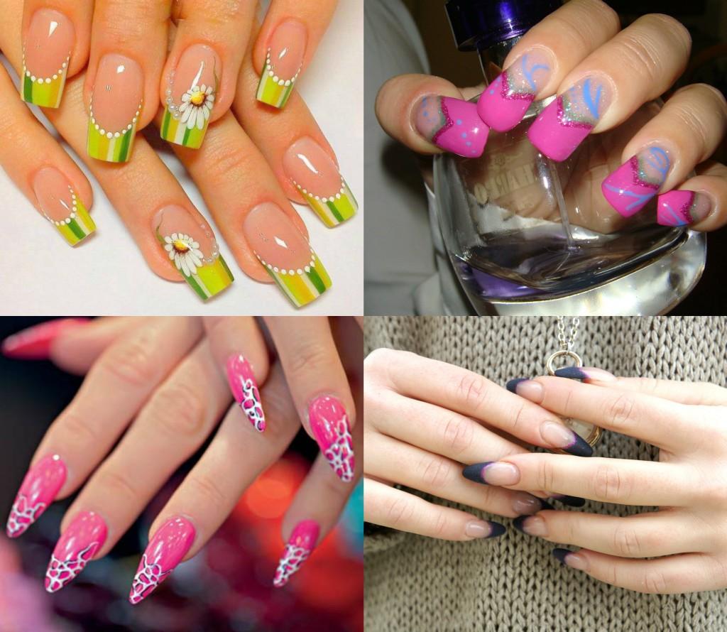 unghie particolari