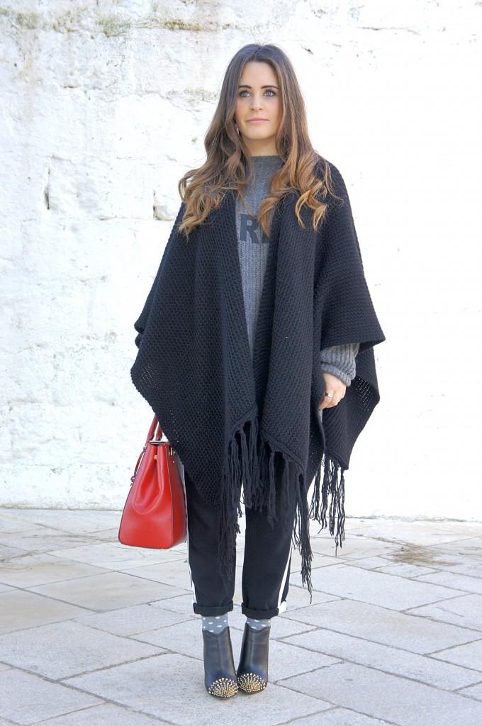 maglione e tacchi