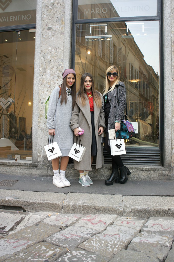 fashion blogger milano fashion week