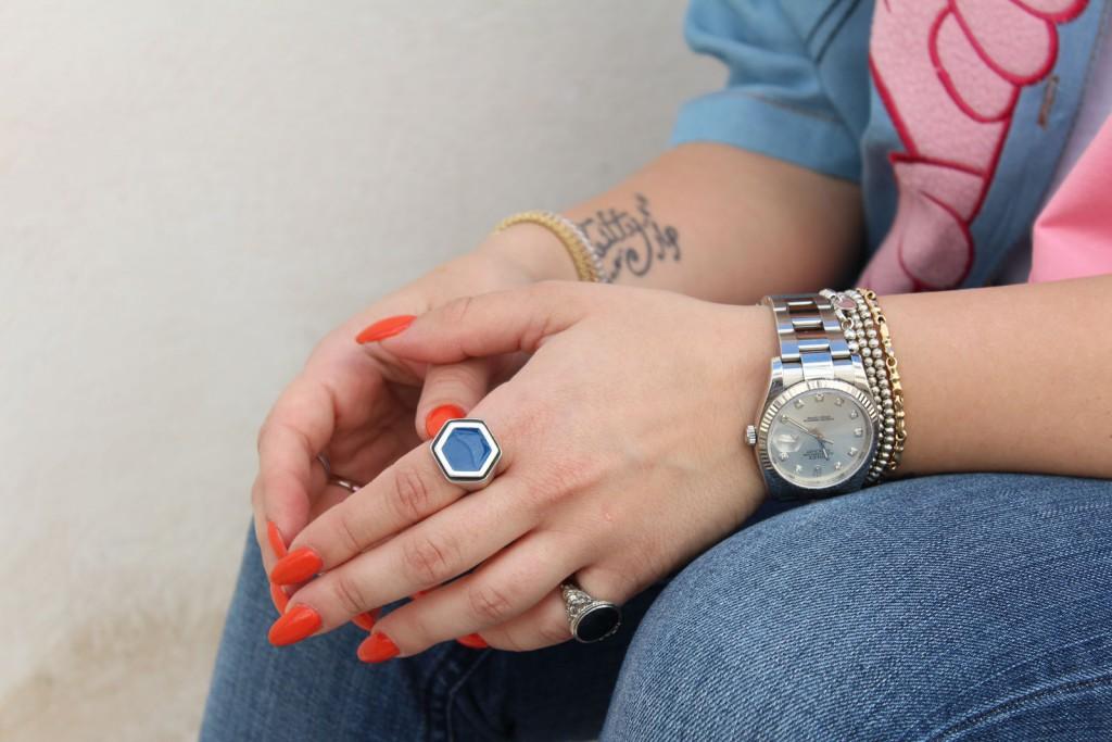 anelli particolari