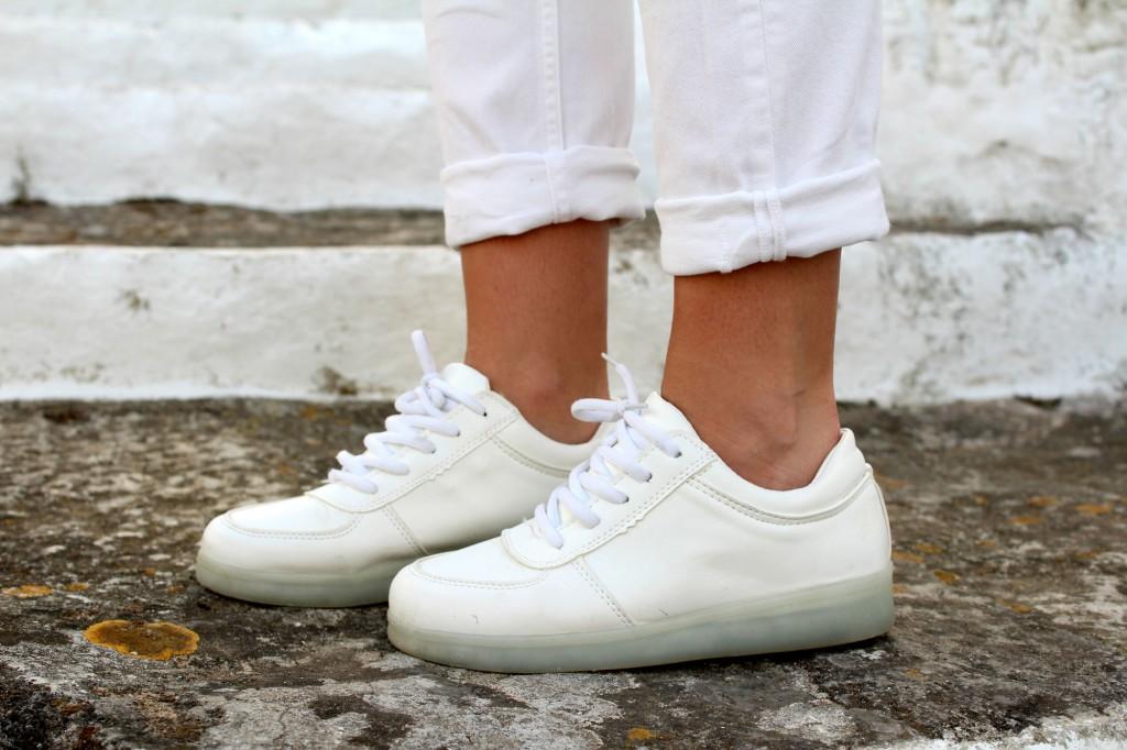 scarpe con i led