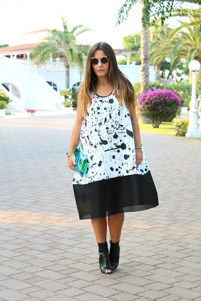 vestito oversize