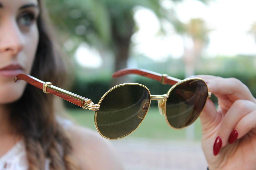 occhiali cartier vintage