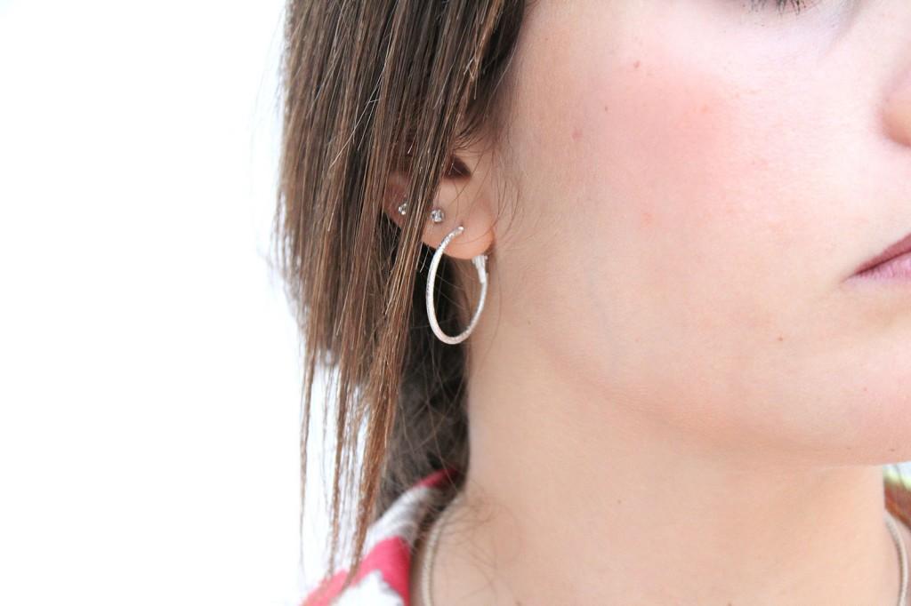 orecchino cerchio