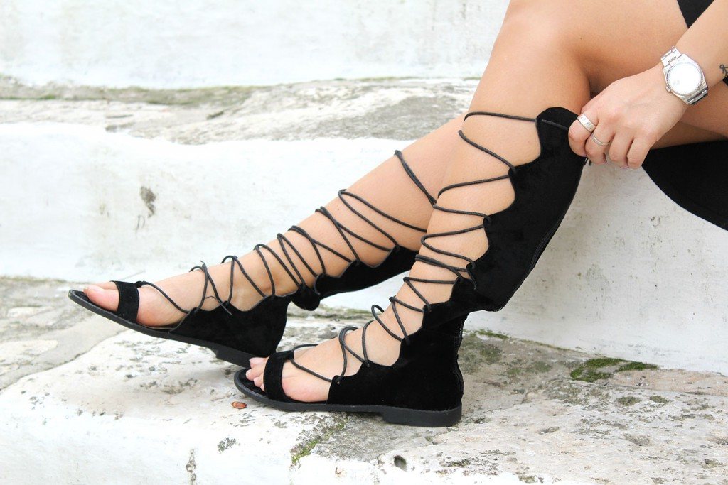 sandali gladiator
