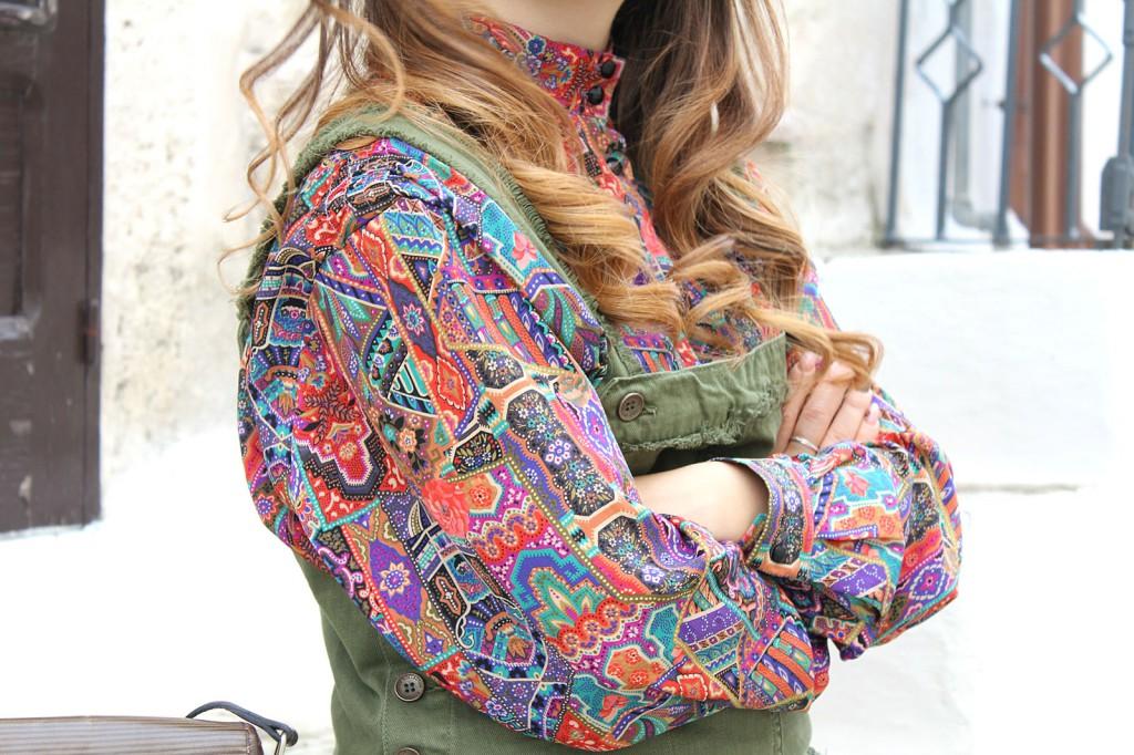 camicia vintage