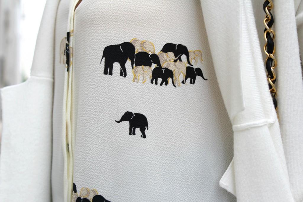 borsa elefanti