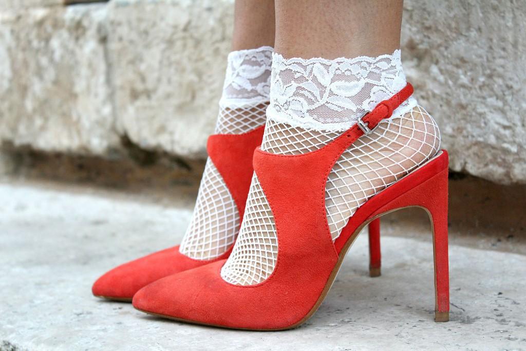 calzini e tacchi