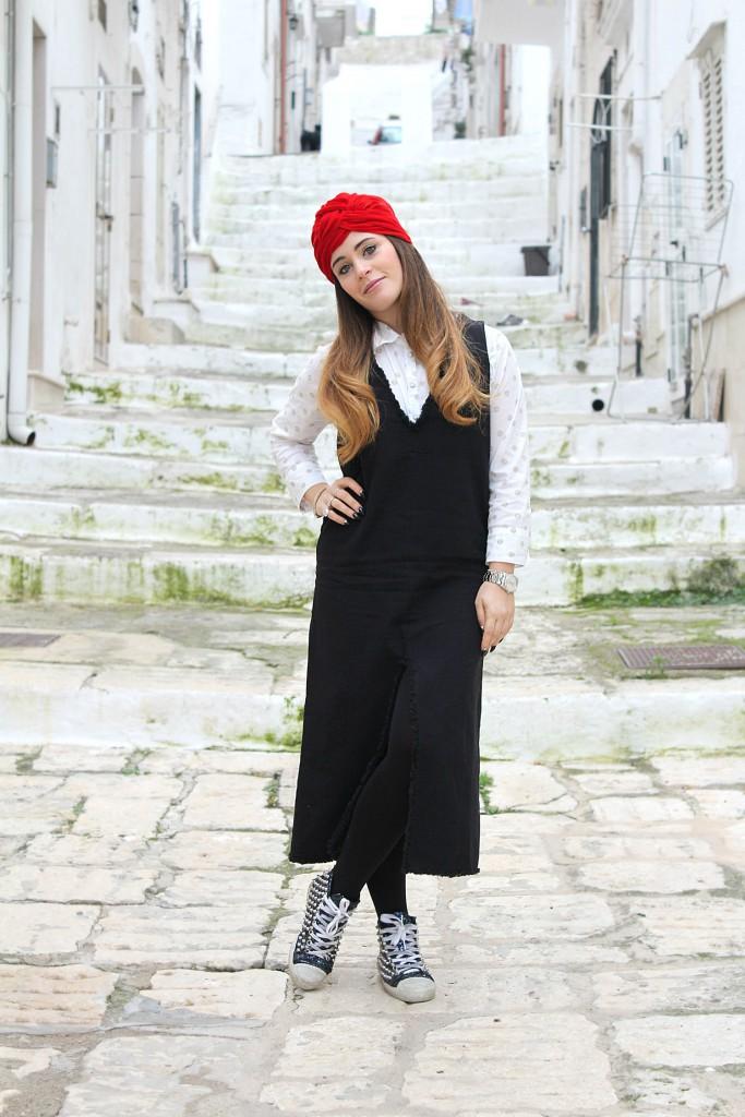 vestito jeans