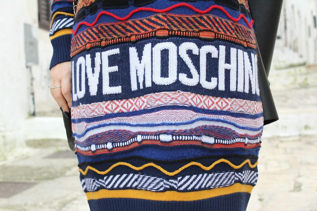 maglione moschino