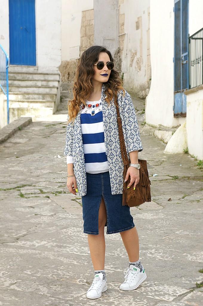 cappotto kaos moda