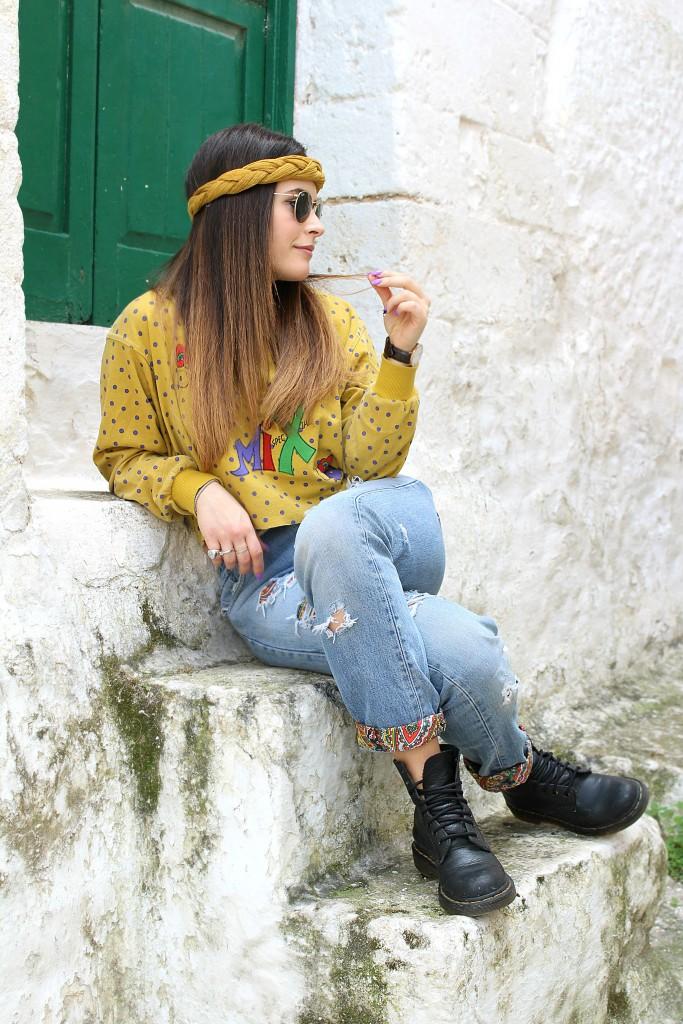 giacca kaos moda