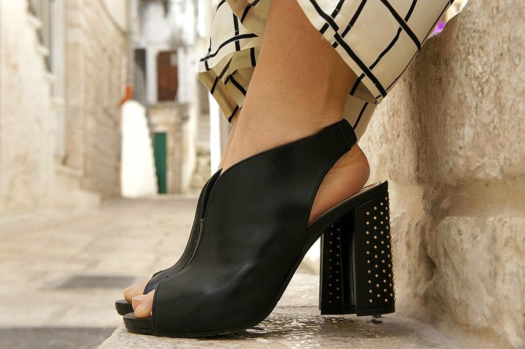 scarpe lorenzo mari nere