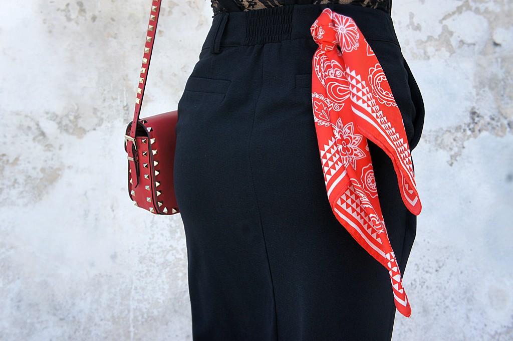 foulard in vita