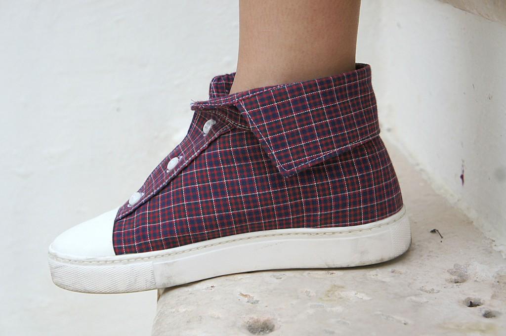 scarpe camicia