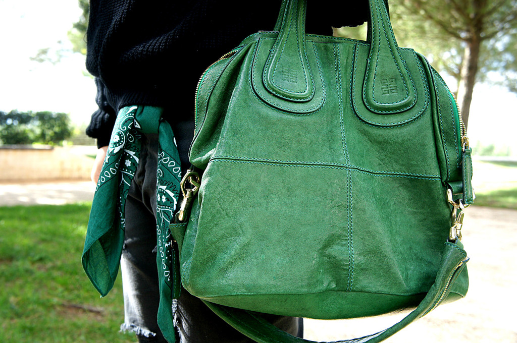 givenchy nightingale verde