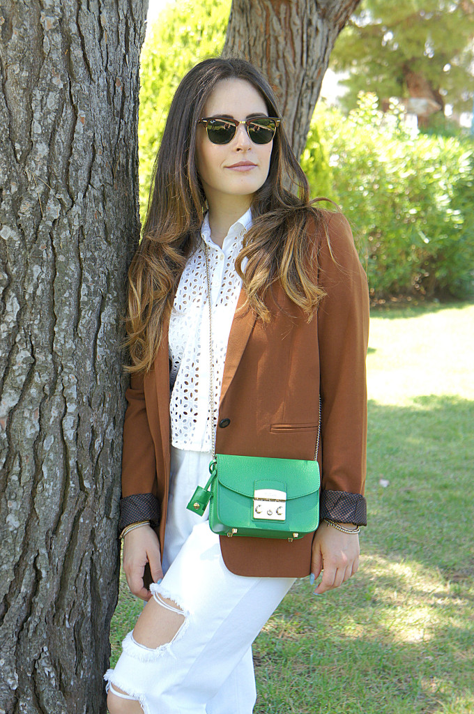 mini bag furla street style