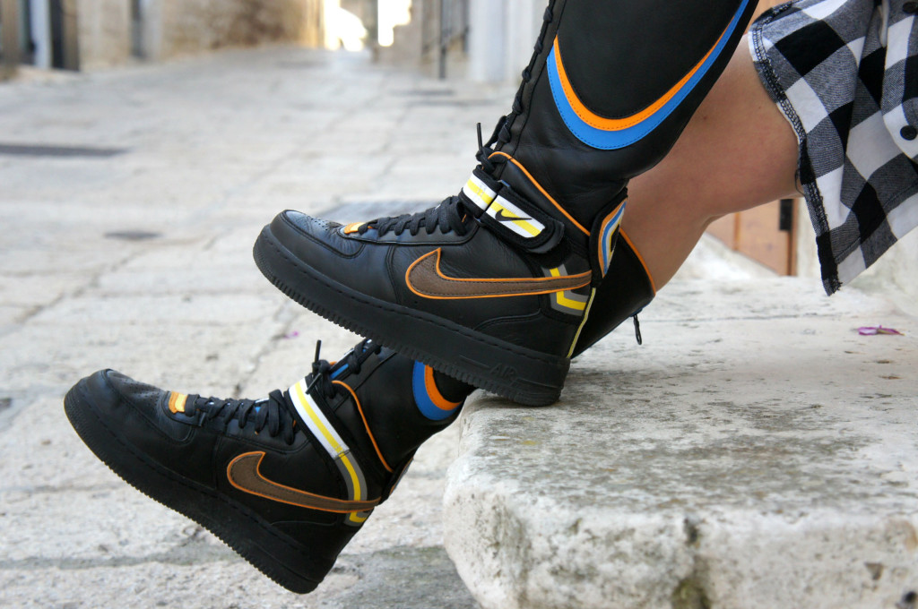 riccardo tisci x nike air force