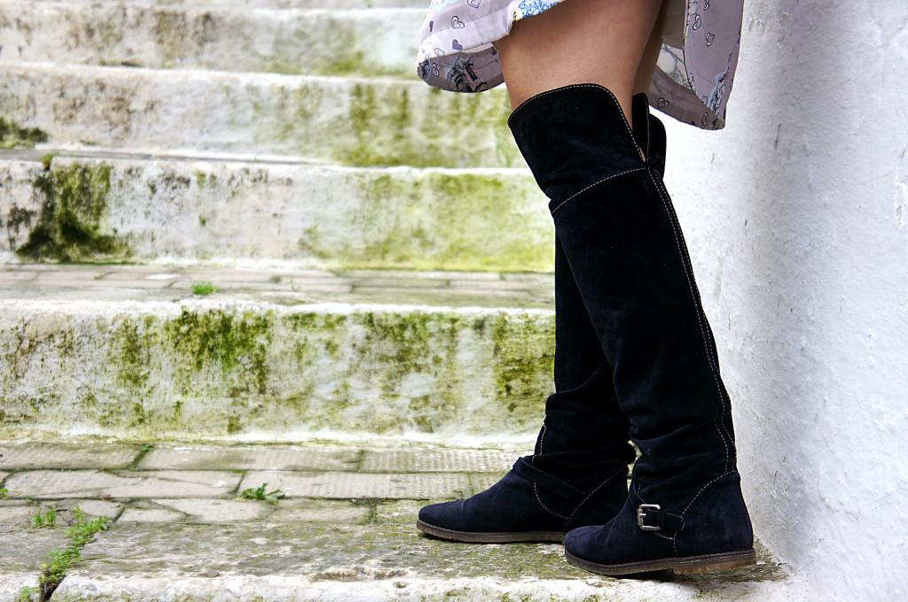 cuissardes stivali