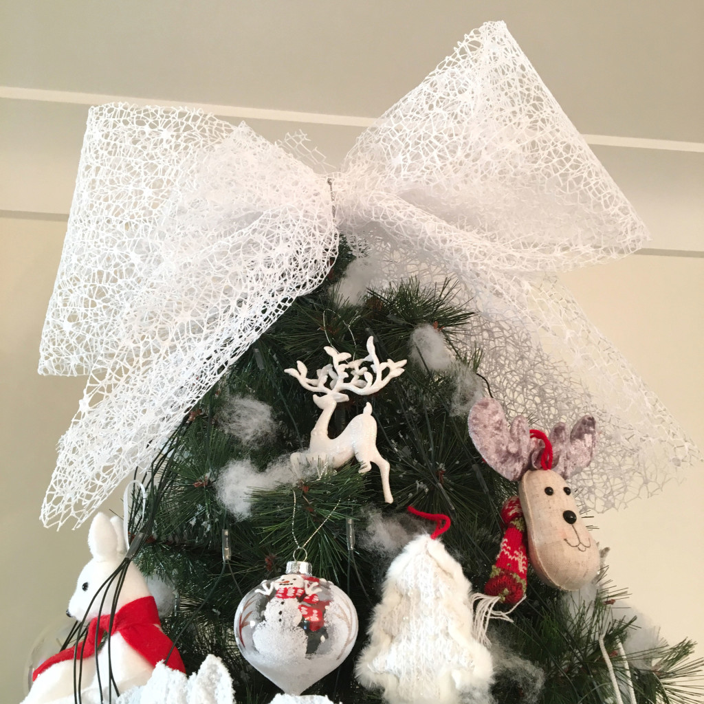 fiocchi natalizi