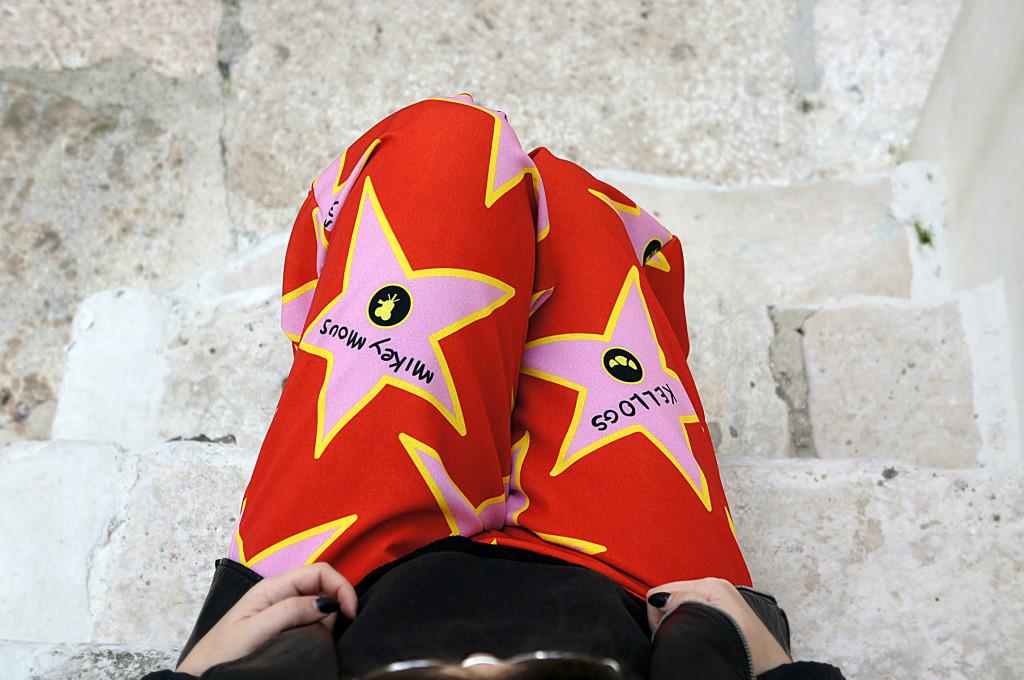 pantaloni stellari