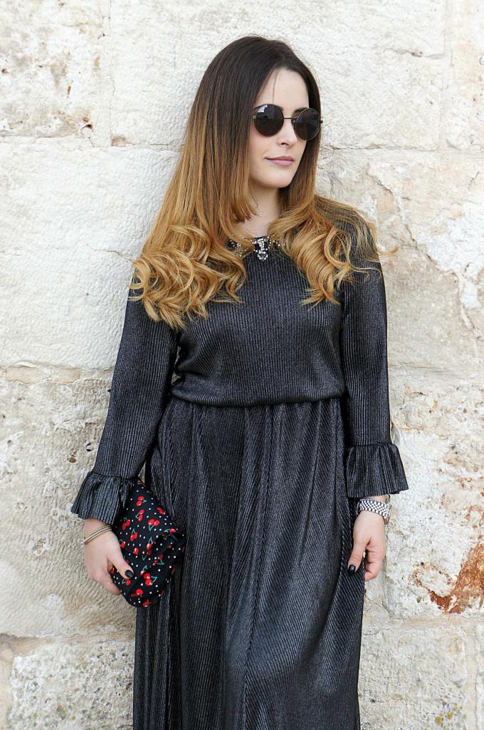 vestito guttha milano