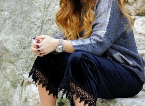 Pantaloni di velluto: tendenza inverno 2016 2017