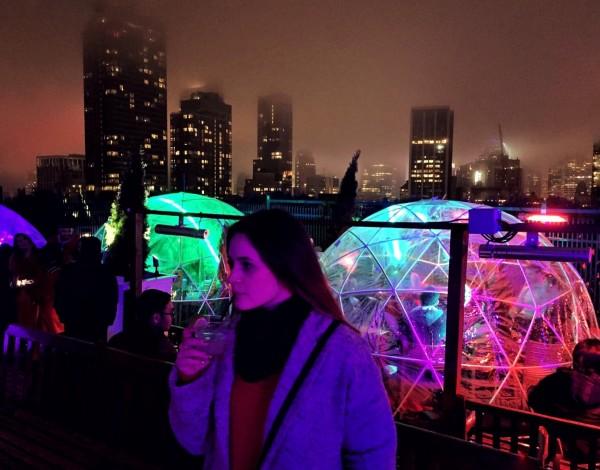 230 rooftop bar