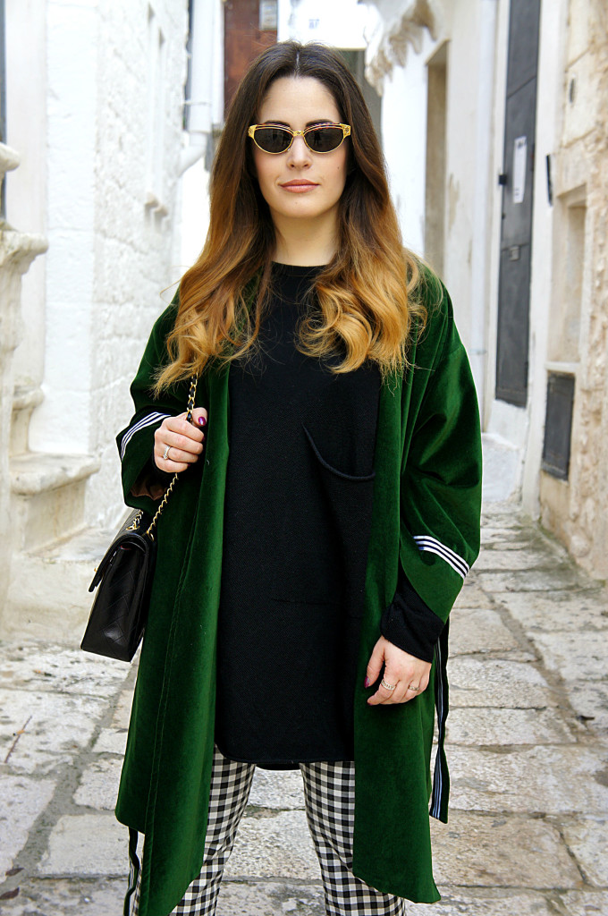 cappotto wrap