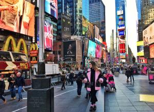 Viaggio a New York (Parte 2): da Times Square a Liberty Island e il Ponte di Brooklyn